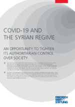 COVID-19 and the Syrian regime