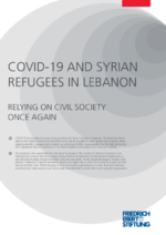 COVID-19 and Syrian refugess in Lebanon